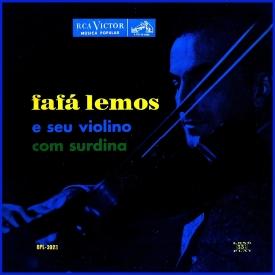 Fafá Lemos - Fafá Lemos e Seu Violino com Surdina (1956) a
