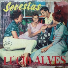 Lúcio Alves - Serestas (1957)