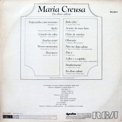 Maria Creuza _ Eu Disse Adeus (1973) b