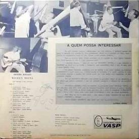 Mauricy Moura - Roteiro Noturno (1965) b