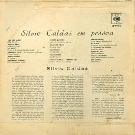 Silvio Caldas - Silvio Calda em Pessoa (1961) b