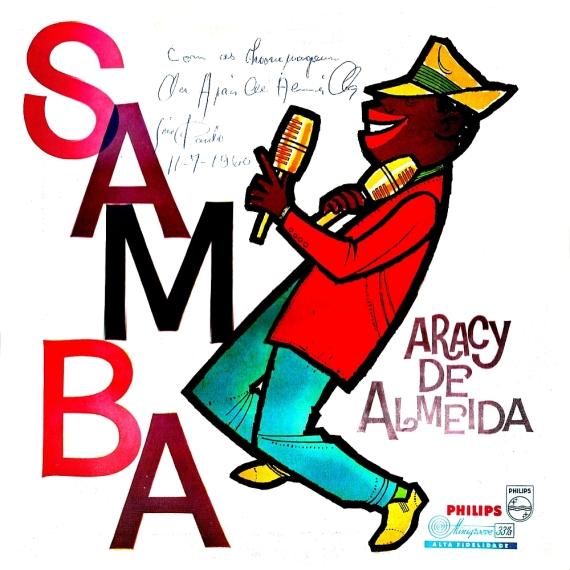 Aracy de Almeida - Samba com Aracy de Almeida (1960) a