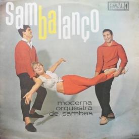 Orquestra Moderna de Sambas - Sambalanço (1963) a