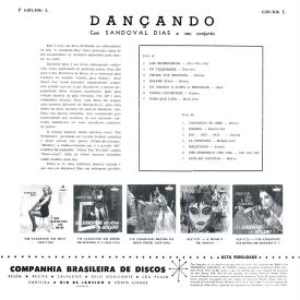 Sandoval Dias from the album Dançando com Sandoval Dias (1960) b