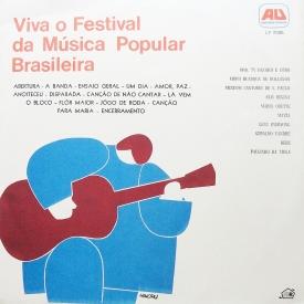 Various - Viva o Festival da Música Popular Brasileira – II Festival da Música Popular Brasileira (1966) a