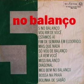 5 no Balanço - 5 no Balanço (1964)