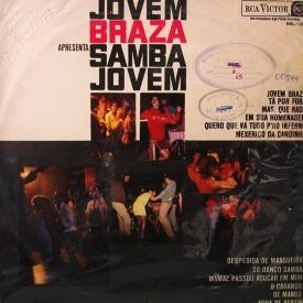 Conjunto Jovem Brasa - Jovem Brasa Apresenta Samba Jovem (1966)