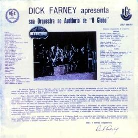 Dick Farney - Dick Farney Apresenta Sua Orquestra no Auditório de O Globo (1962) b