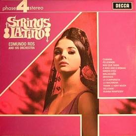 Edmundo Ros - Strings Latino (1968)