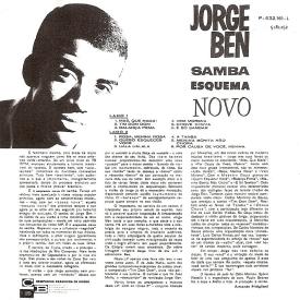 Jorge Ben - Samba Esquema Novo (1963) b