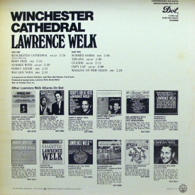 Lawrence Welk - Winchester Cathedral (1966) b