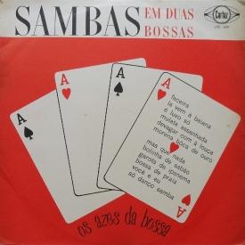 O Azes da Bossa - Sambas em Duas Bossas (1964) a