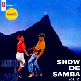 Os Sambistas da Guanabara - Show de Samba Vol. 2 (1964) a