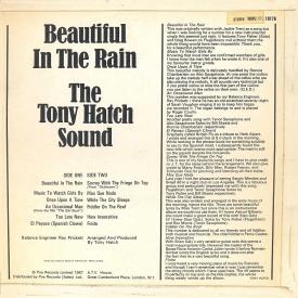 Tony Hatch - Beautiful in the Rain (1967) b