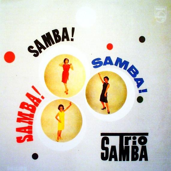 Trio Samba — Samba! Samba! Samba! (a)