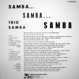 Trio Samba — Samba! Samba! Samba! (b)