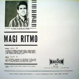 Walter Gonçalves aka Waltinho - Magi Ritmo (1963) b