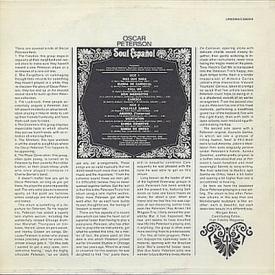 Oscar Peterson - Soul Español (1966) b