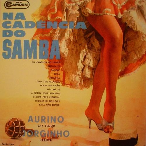 Aurino & Jorginho — Na Cadéncia do Samba (a)