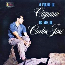 Carlos José - A Poesia de Caymmi na Voz de Carlos José (1964) a