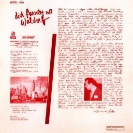 Dick Farney - Dick Farney no Waldorf (1960) b
