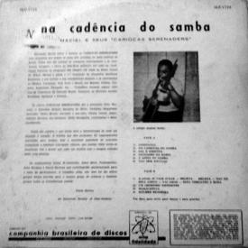 Ed Maciel e seus Cariocas Serenaders - Na Cadência do Samba (1957) b