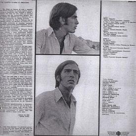 Eduardo Conde - Minha Chegada (1969) b