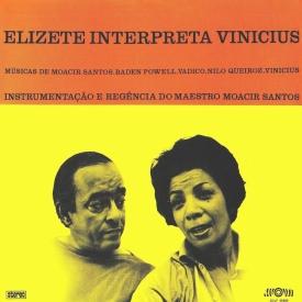 Elizeth Cardoso - Elizete Interpreta Vinícius (1963) a