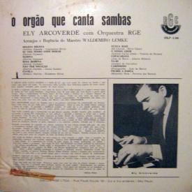 Ely Arcoverde - O Órgão Que Canta Sambas (1963) b