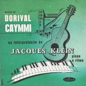 Jacques Klein - Músicas de Dorival Caymmi na Interpretação de Jacques Klein (1953) a
