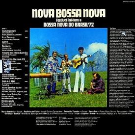 Maria Bethânia & Terra Trio - Nova Bossa Nova (1972) b