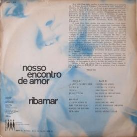 Ribamar - Nosso Encontro de Amor (1969) b