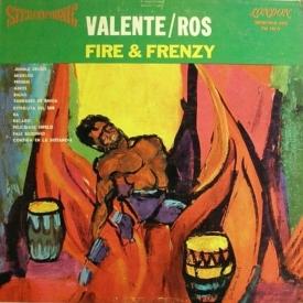 Caterina Valente & Edmundo Ros - Valente & Ros – Fire & Frenzy (1960) a