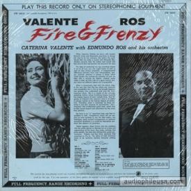 Caterina Valente & Edmundo Ros - Valente & Ros – Fire & Frenzy (1960) b