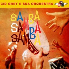 Cid Gray - Samba Samba Samba (1959)