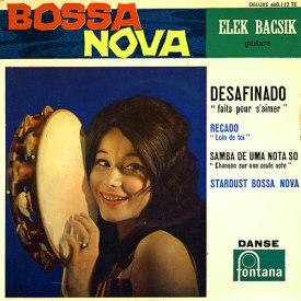 Elek Bacsik - Bossa Nova (1960) a