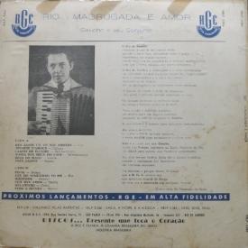Gaúcho - Rio… Madrugada e Amor (1958) b