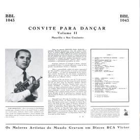 Maurílio Santos - Convite Para Dançar Vol. 2 (1959) b