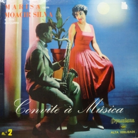 Moacyr Silva & Marisa Gata Mansa - Convite à Música No. 2 (1958) a