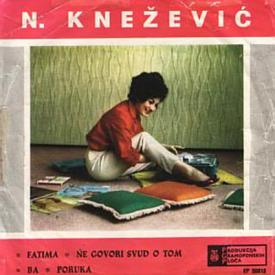Nada Kneževic - N. Kneževic (1964)
