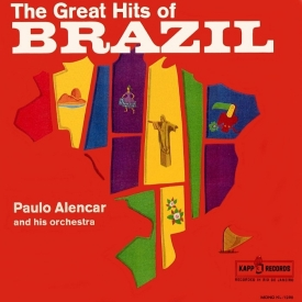Paulo Alencar - The Great Hits of Brazil (1962)