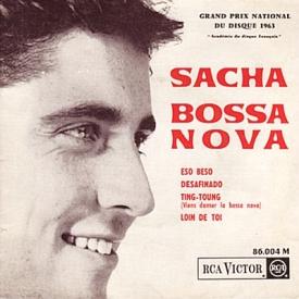 Sacha Distel - Sacha Bossa Nova (1962) a