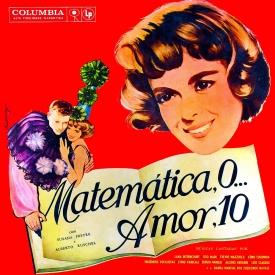 Various - Matemática, Zero… Amor, Dez (1959) a