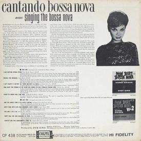 Vi Velasco & Zoot Sims - Cantando Bossa Nova Means Singing The Bossa Nova (1962) b