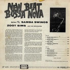 Zoot Sims - New Beat Bossa Nova Means The Samba Swings (1962) b