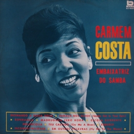 Carmen Costa - Embaixatriz do Samba (1963) a
