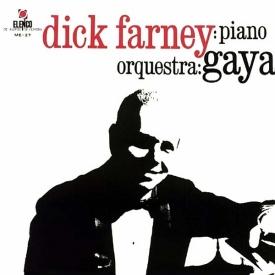 Dick Farney - Dick Farney Piano Orquestra Gaya (1966, Elenco ME-27)