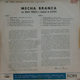 Maria Thereza 'Mecha Branca' - Mecha Branca (1960) b
