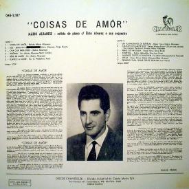 Mário Albanese - Coisas de Amor (1962) b