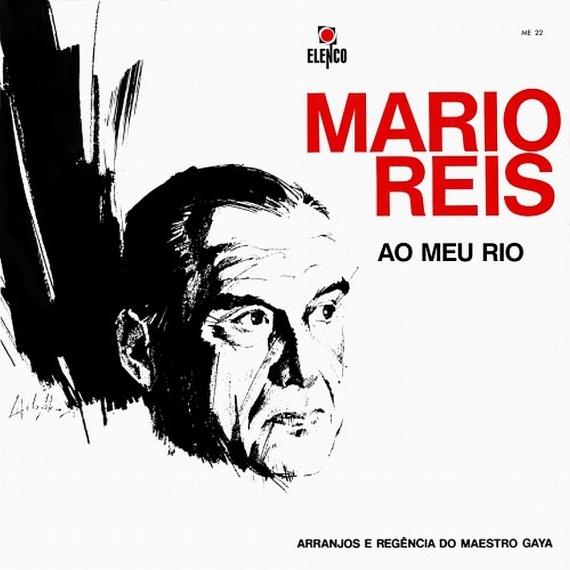 Mário Reis - Ao Meu Rio (1965, Elenco ME-22)
